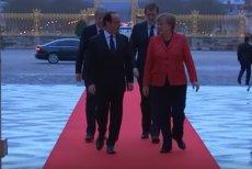 Niemcy, Francja, Włochy i Hiszpania – przywódcy tych krajów opowiedzieli się w Wersalu za Europą dwóch prędkości.
