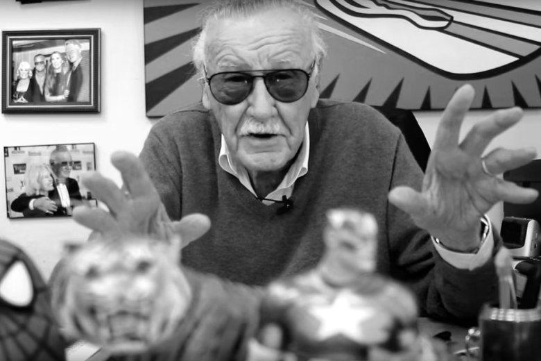 Stan Lee zmarł w wieku 95 lat