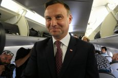 Andrzej Duda jest gotowy do startu w wyborach.
