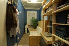 Jedno z mikro mieszkań nowojorskiego architekta Luke'a Clarka Tyler'a