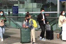 Z Wuhan mogą zostać ewakuowani Europejczycy, w tym Polacy.