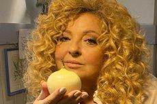 Magda Gessler krytykowana przez fanów za teorie o właściwościach cebuli.