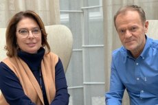 Donald Tusk poparł Małgorzatę Kidawę–Błońską na prezydenta w wyborach 2020.