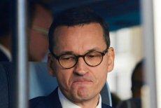 Mateusz Morawiecki wyraził przekonanie, że dymisja wiceministra Piebiaka zamyka temat afery z farmą troli.