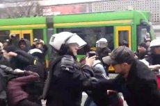 """Wczoraj ulicami Poznania przeszła demonstracja pod hasłem """"Nacjonalizm nie przejdzie"""""""