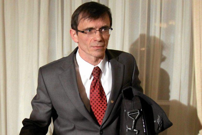 dr Krzysztof Bukiel, przewodniczący OZZL