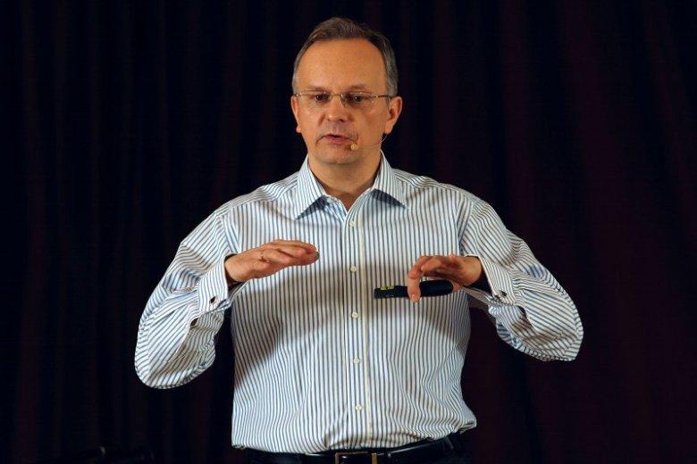 Jacek Walkiewicz: zdobyty w dużej firmie know how jest bezcenny