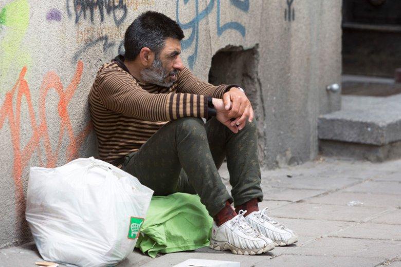Co drugi bezdomny w Berlinie to Polak.