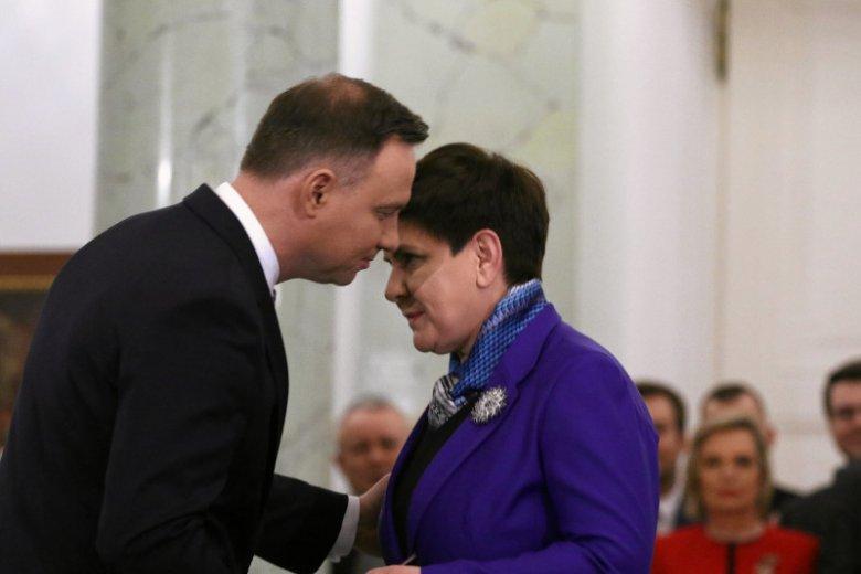 Gdyby to zależało tylko od członków PiS, to Beata Szydło wystartowałaby w wyborach prezydenckich 2020 r. zamiast Andrzeja Dudy