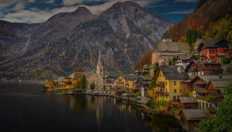 Austriackie górskie miasteczka – nie mniej urokliwe latem
