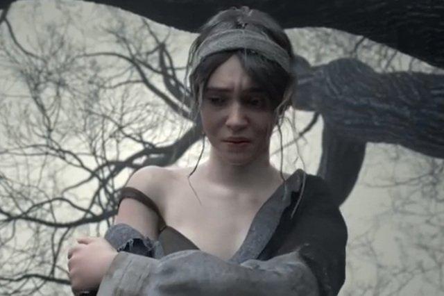 """Kadr z trailera gry """"Wiedźmin 3: Dziki Gon"""""""
