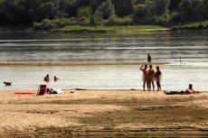 Plaży dla nudystów są nie tylko nad polskim morzem, ale i w miastach np. w Warszawie