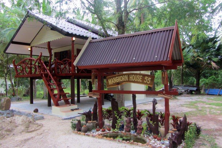 Tajski domek Gosi i Michała