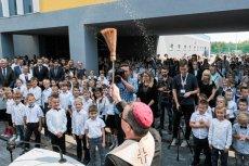 Na zdjęciu: Rozpoczęcie roku szkolnego w Szkole Podstawowej nr 93 w Poznaniu.