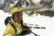 Polak dokonał to, czego wcześniej nie zrobił nikt na świecie - zjechał ze szczytu ośmiotysięcznika na nartach.