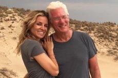 Richard Gere jest w szczęśliwym związku z młodszą o 34 lata Alejandrą Silvą. Właśnie urodził się im syn.