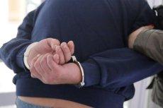 32-latek został zatrzymany w areszcie i tam będzie czekał na proces.