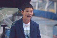 To Yusaku Maezawa będzie pierwszym kosmicznym turystą, którego w kosmos wyśle SpaceX Elona Muska.