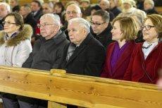 Starachowice, msza święta w przeddzień 6. rocznicy śmierci Jadwigi Kaczyńskiej.