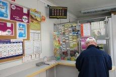 Głupia kradzież zdrapek Lotto w Puławach