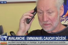 Nie żyje Emmanuel Cauchy. Znany francuski lekarz zginął w lawinie w Alpach.