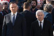 Na linii prezydent Duda-prezes Kaczyński wyraźnie iskrzy