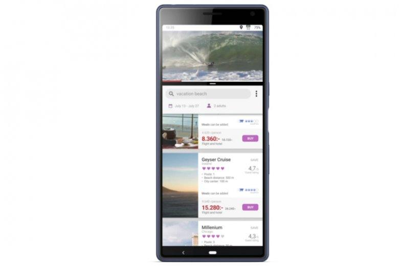 Na dłuższym ekranie smartfona wygodniejszy staje się multitasking, czyli praca na dwóch aplikacjach jednocześnie