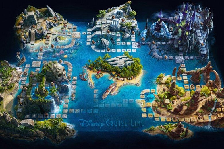 Wyniki współpracy z Disneyem