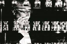 """""""Nos"""" Francois Demachy podczas pracy nad najnowszym zapachem z linii Dior Homme"""