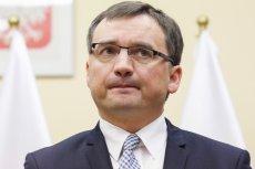 Zbigniew Ziobro, minister sprawiedliwości i prokurator generalny, jest jednym z pomysłodawców reformy sądownictwa.