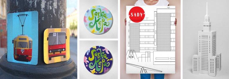 Wybrane nowości od producentów warszawskiego designu, które będzie można kupić na wydarzeniu