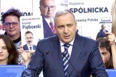 Grzegorz Schetyna zapewnił, że KO nie zabierze 500+, jeśli dojdzie do władzy.
