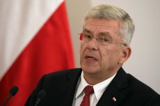 """Stanisław Karczewski stwierdził, że """"już widać zadymę na horyzoncie"""" przed pierwszym posiedzeniem Senatu."""