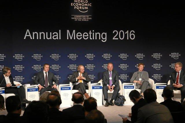 Rosyjscy paneliści w Davos mają mało powodów do radości