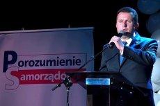 Roman Smogorzewski zrezygnował z członkostwa PO po tym, jak żartował z kandydatów do Rady Miasta Legionowa.