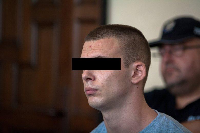 Dominik W., wnuk byłego prezydenta Lecha Wałęsy, został skazany za jazdę po pijanemu.