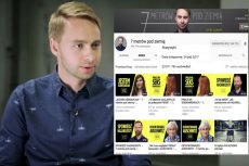 Rafał Gębura dostał się do świata YouTube'a nie przebojem, a przy pomocy wartościowego projektu. Teraz jego filmy mają po 2 miliony wyświetleń.