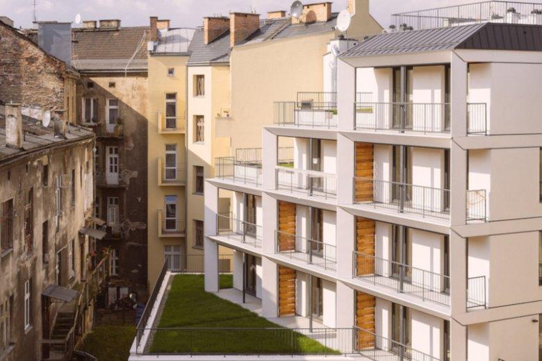 Krakowskie biuro projektuje proponuje mieszkania dla wszystkich, którzy chcą żyć wygodnie i na własnych warunkach