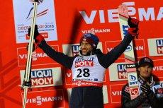 Kamil Stoch potwierdził, że jest w dobrej formie przed igrzyskami olimpijskimi.