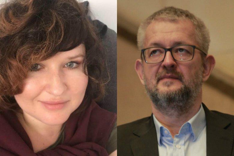 Anna Dryjańska wygrała proces z Rafałem Ziemkiewiczem. Podstawą pozwu był wpis na Twitterze prawicowego publicysty z 2016 r.