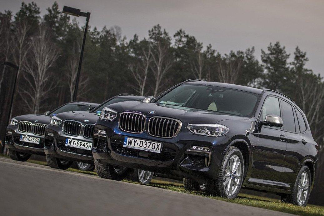 To niezwykle popularny model bawarskiego producenta – i teraz nic sięraczej nie zmieni, bo nowe X3 robi doskonałe wrażenie.