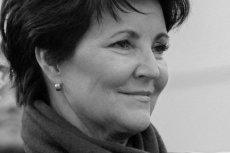 Jolanta Kwaśniewska staje do walki o starsze osoby.
