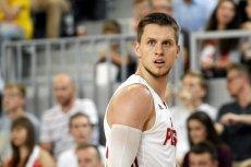 Mateusz Ponitka wyrósł na jednego z czołowych reprezentantów Polski w koszykówce.