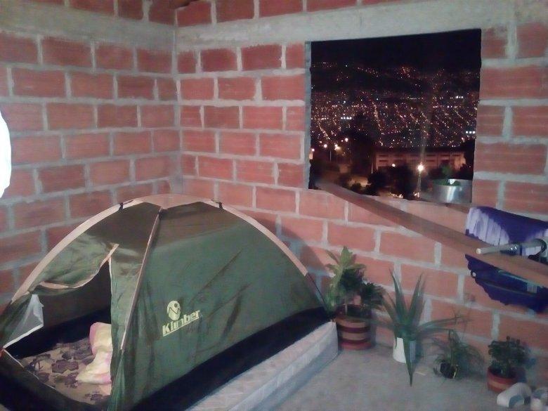 Mój apartament w Medellin z najpiękniejszym widokiem z okna jaki kiedykolwiek widziałem