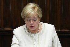 Małgorzata Gersdorf jednoznacznie wypowiedziała się na temat zmian w ustawie o SN.