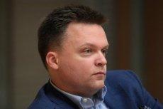 Szymon Hołownia cieszy się sporym zaufaniem Polaków