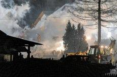 Prokuratura potwierdziła związek między pracami prowadzonymi na ulicy Leszczynowej a wybuchem gazu w budynku mieszkalnym w Szczyrku.