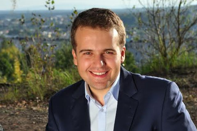 Marek Materek - 25-letni prezydent Starachowic
