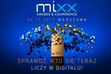 MIXX Awards to najważniejszy konkurs branży internetowej.