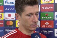 Robert Lewandowski po porażce z Liverpoolem mówił o jej przyczynach.